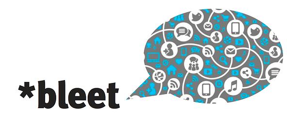 UP Social Media Services Blotting Twitter Facebook