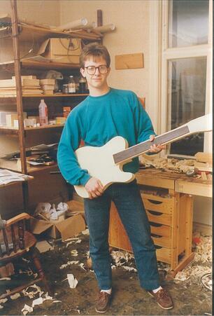 Ola Strenberg guitar blog
