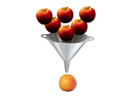 Compare CRM to marketing software tools for sales funnel