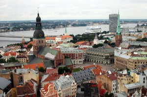 Riga- iLive conference location - UP speaker Julian Stubbs