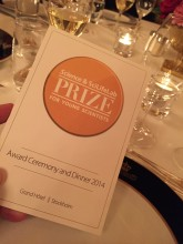 The Science & SciLifeLab Prize for Young Scientists