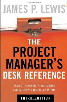 Project Manager's Desk Reference