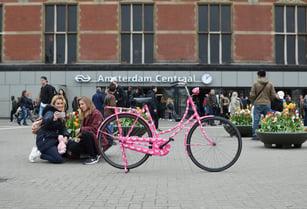 UP bike amsterdam
