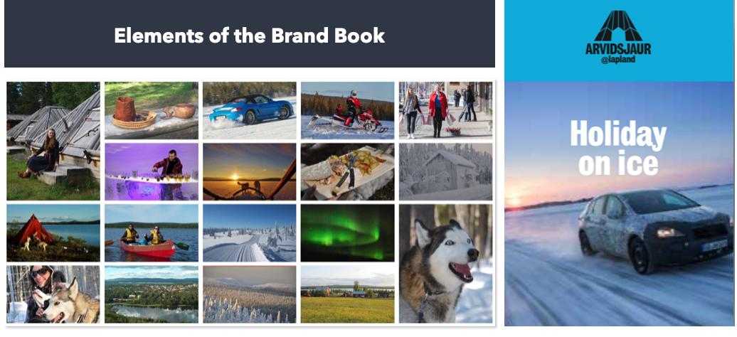 elements of brand book