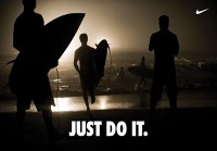 nike just do it surfers
