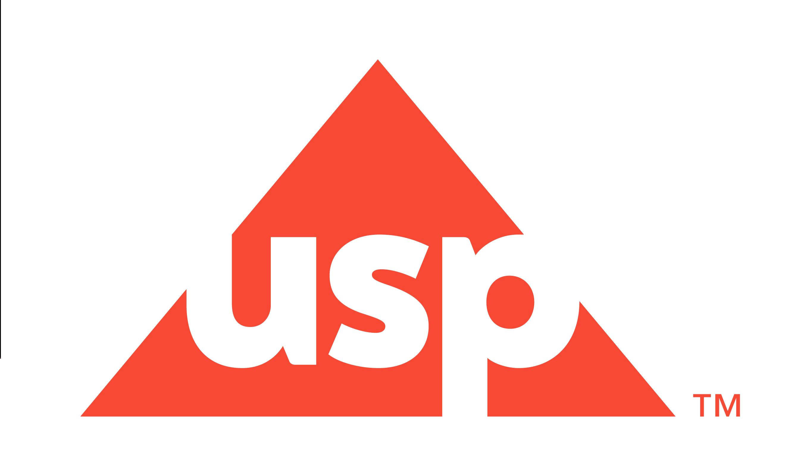 USP logo UP Client