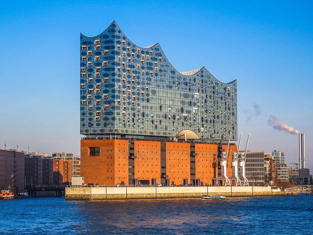 Elbphilharmoni-Hamburg Concert Hall