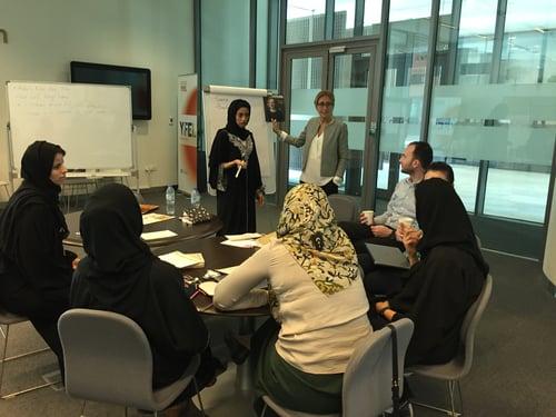 UP workshop Dubai