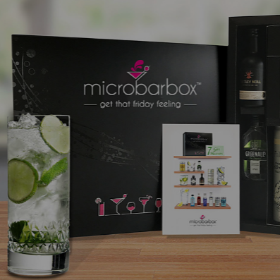 Branding and e-commerce launch for Microbarbox