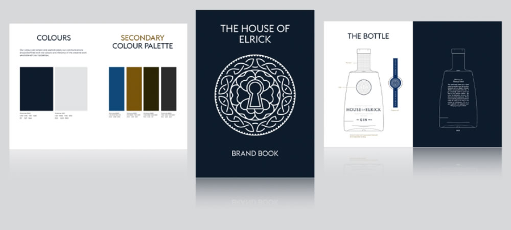 House of Elrick brand book