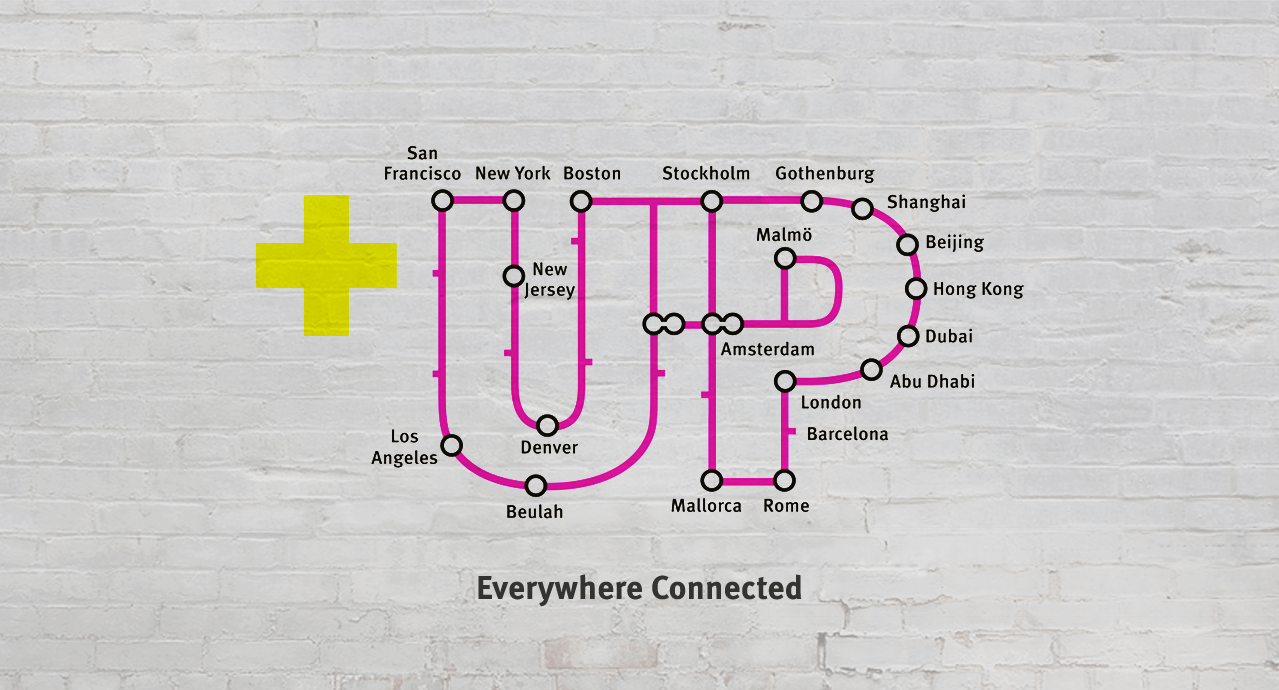 UP Locations Creative Spaces