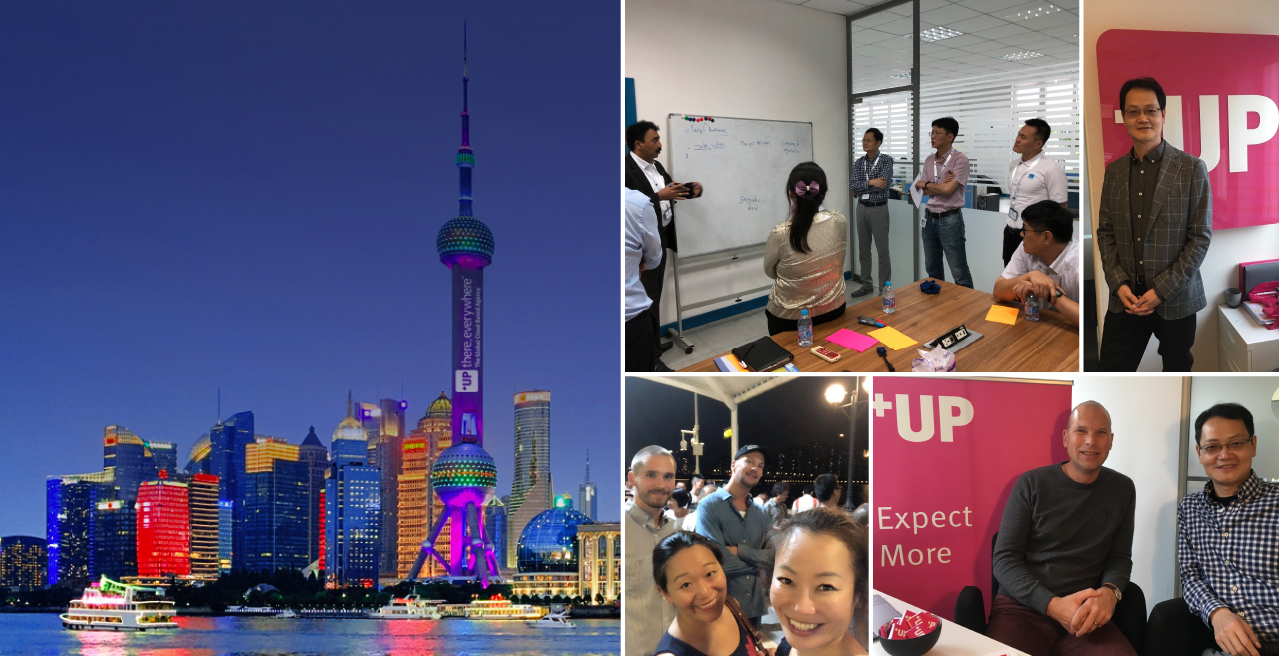 UP Creative Space Shanghai UP for Asia