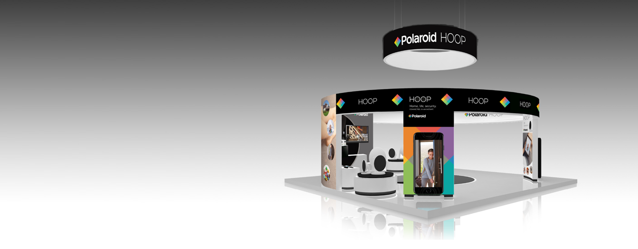 Launching Polaroid HOOP at CES 2017
