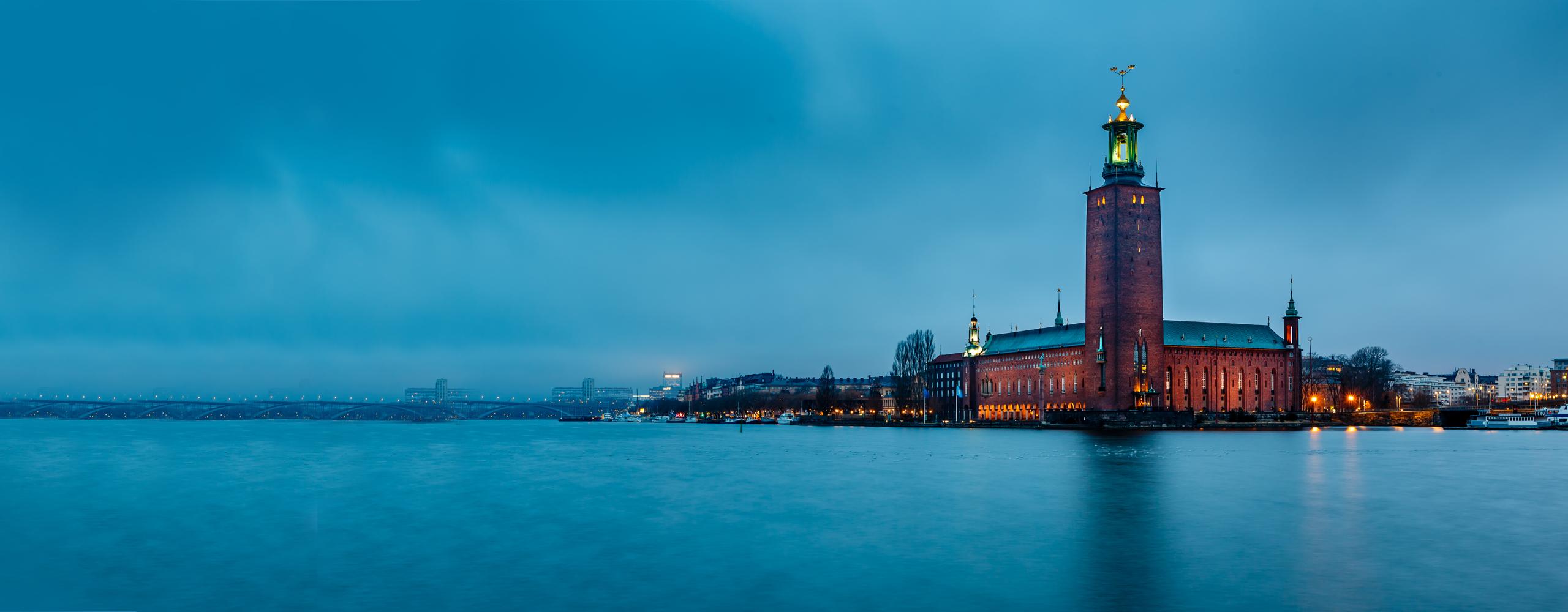 Stockholm Capital of Scandinavia