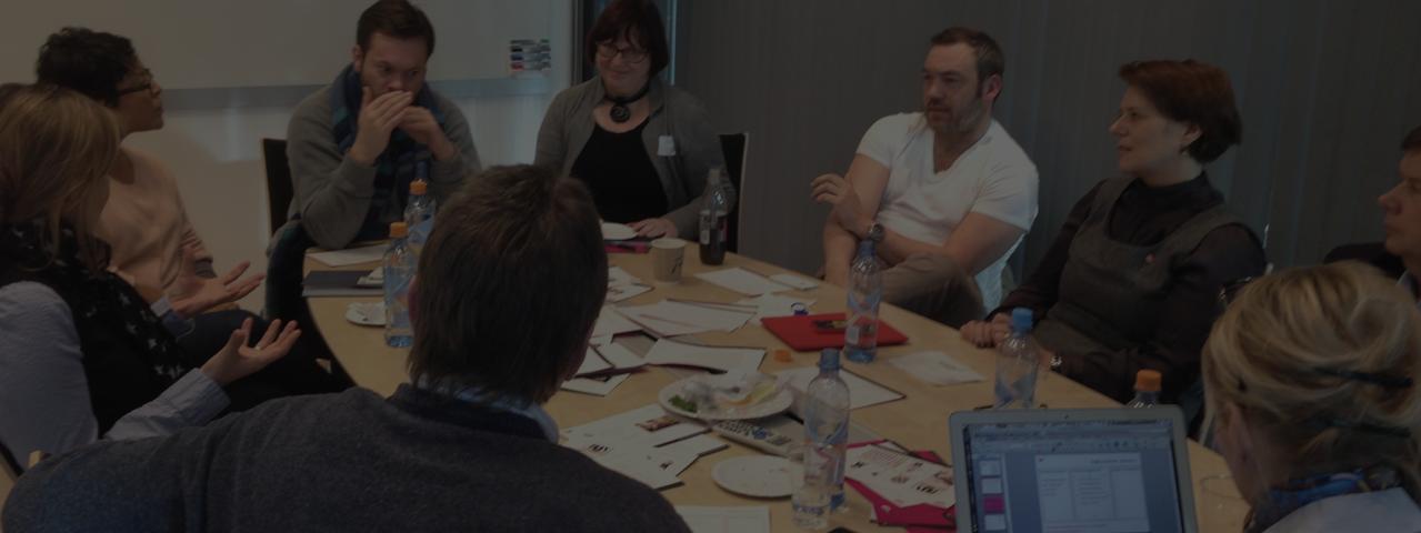 Start Me UP workshops - Marketing strategy planning