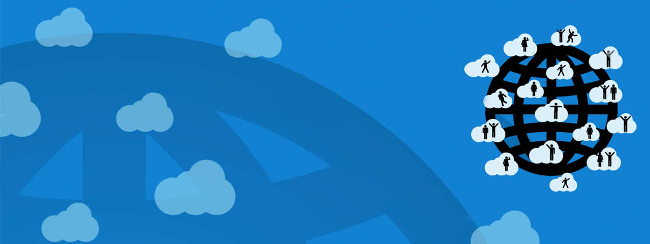 About UP the global cloud based agency