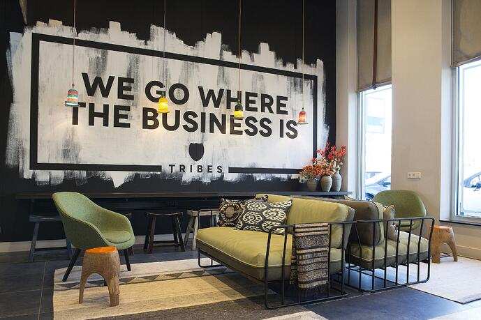 Tribes Global Virtual offices New kind of workplace