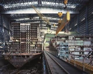 Superlative - MeyerWerf Largest Shipyard in Germany