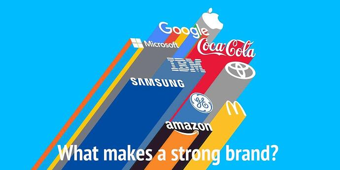 what makes a strong brand - examples of brand messaging