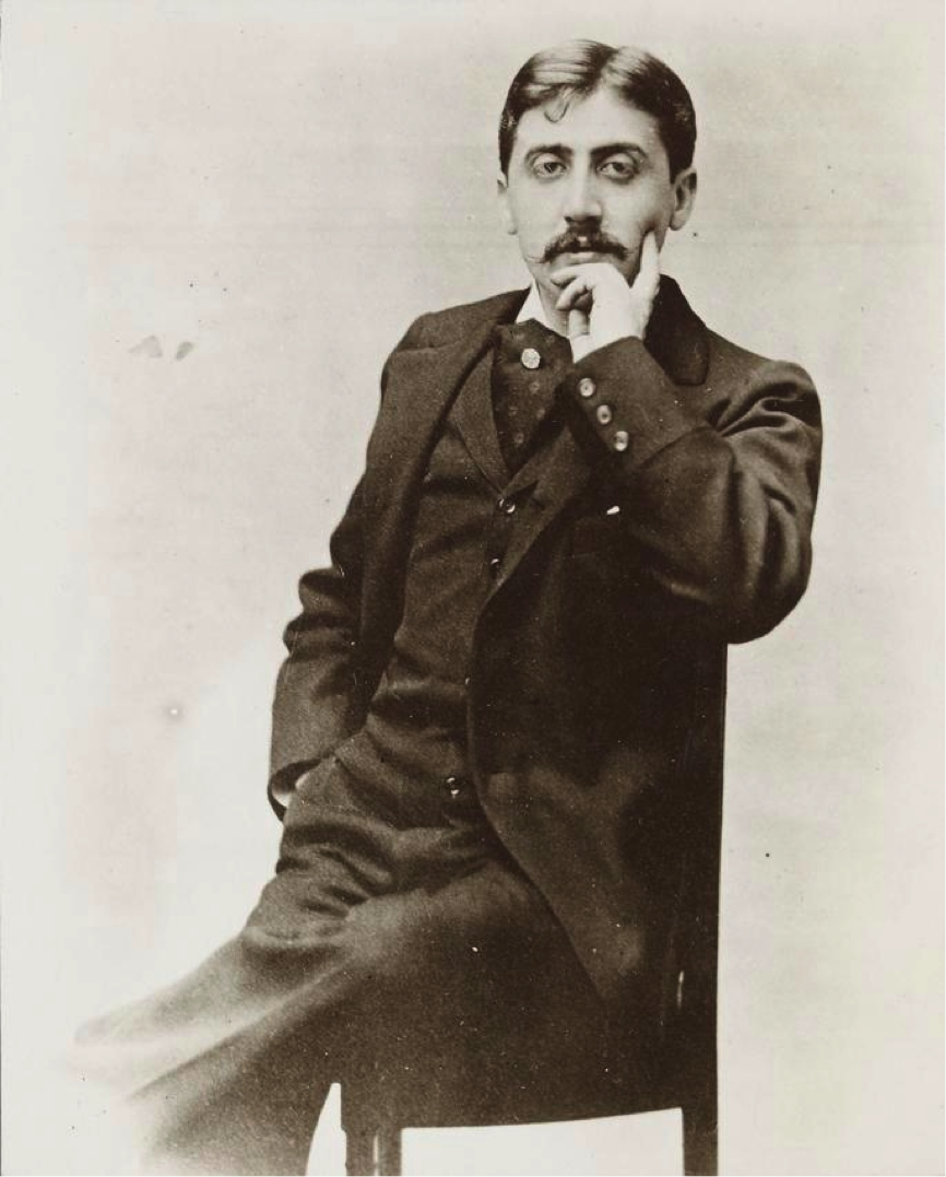 proust - power of nostalgia in writing