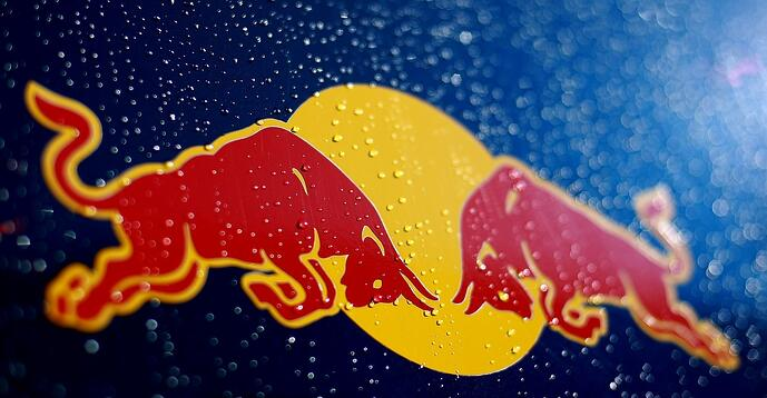 examples of brand messaging imaging red bull