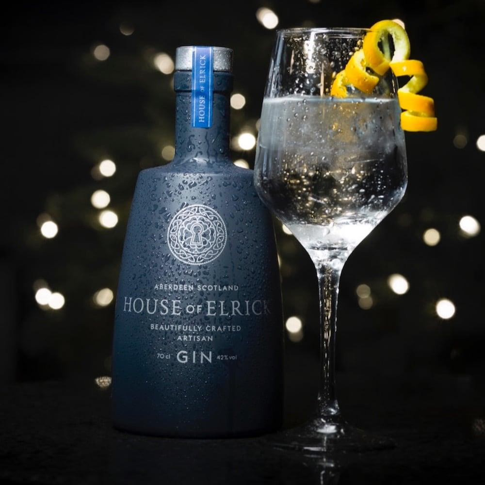 House of Elrick: Artisan Gin Brand