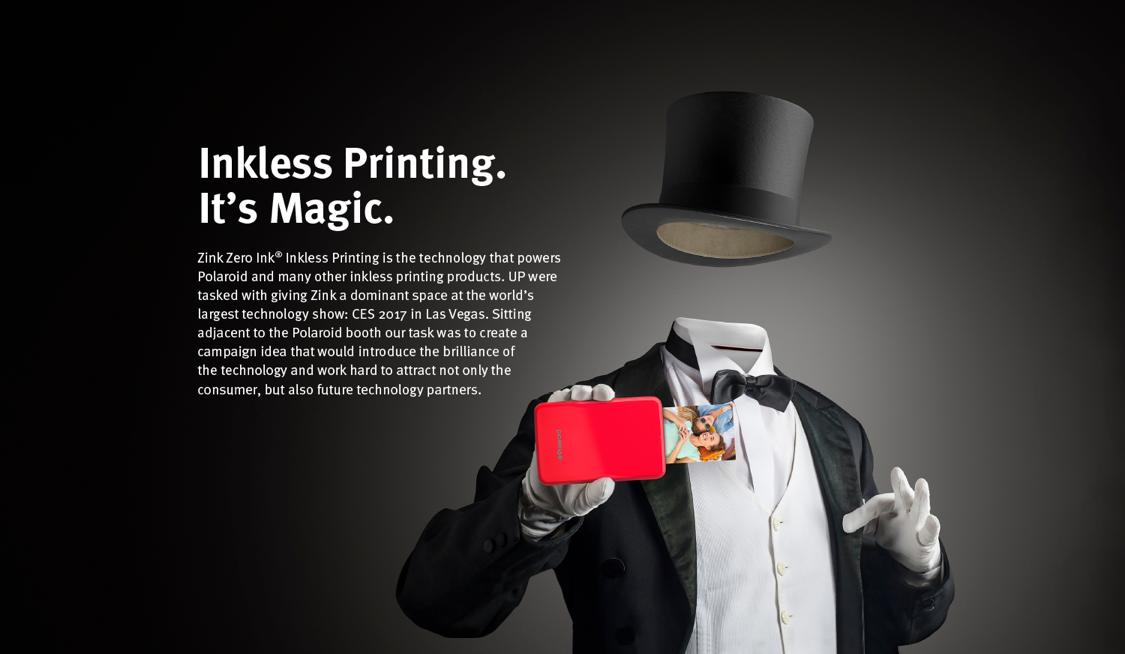 Zink Inkless Printing