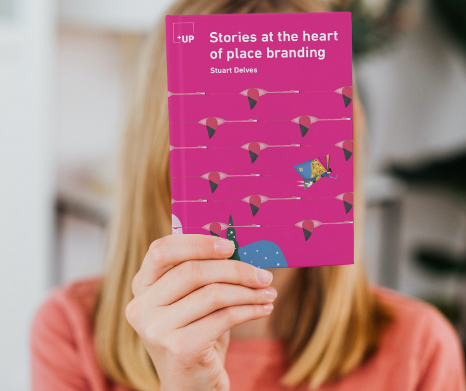 The art of storytelling in place branding