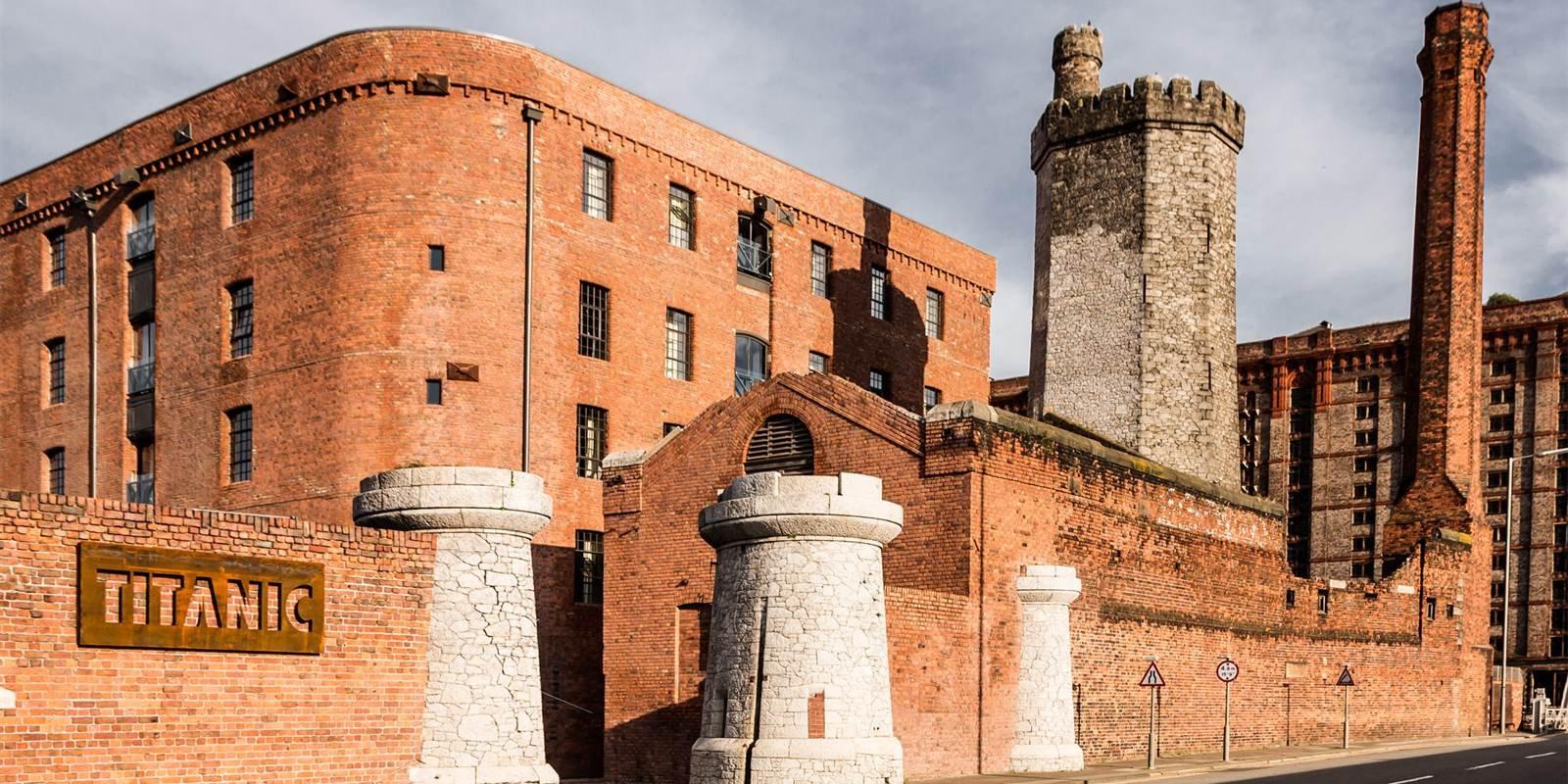 Our amazing venue - Liverpool's Titanic Hotel