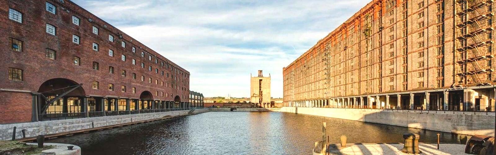 Our venue, Liverpool's magnificent Titanic Hotel