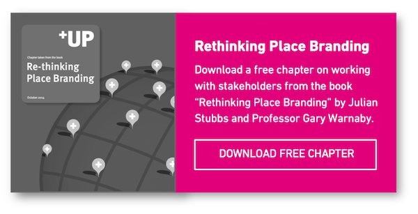 Rethinking Place Branding - Stakeholders