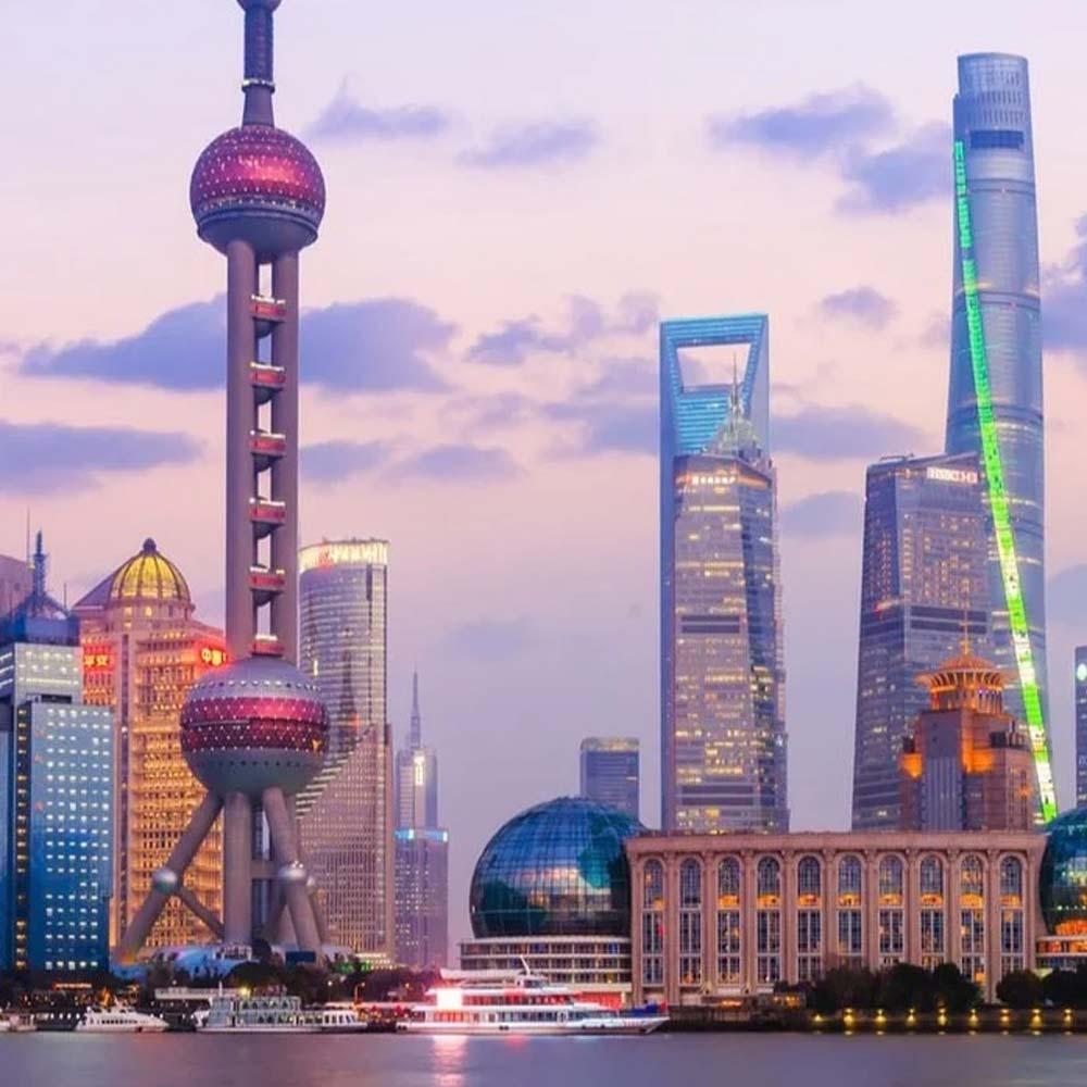 Media blitz in China that left a lasting impression