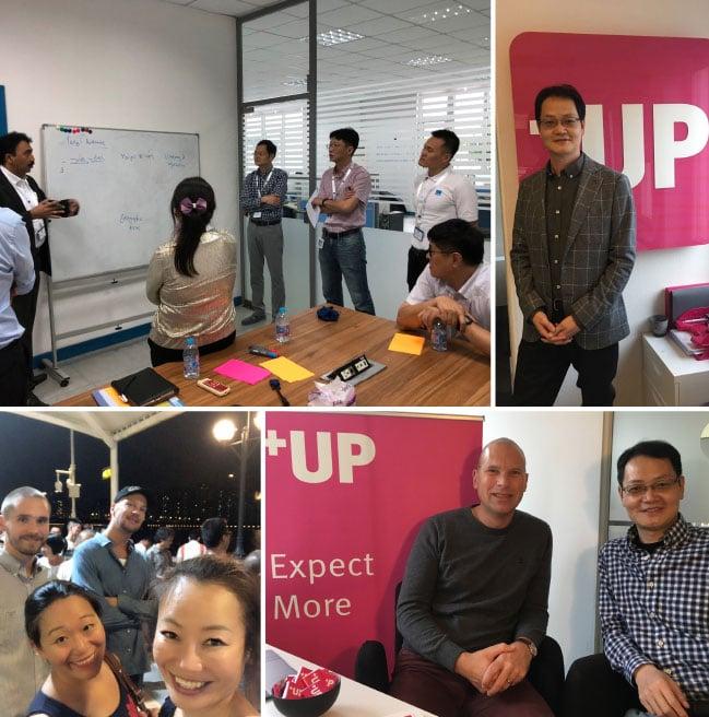 UP Asia Team China Marketing Agency)