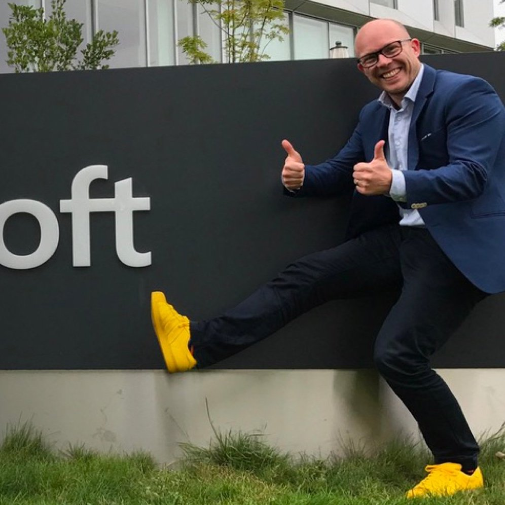 Launching a content marketing program for Microsoft Partners