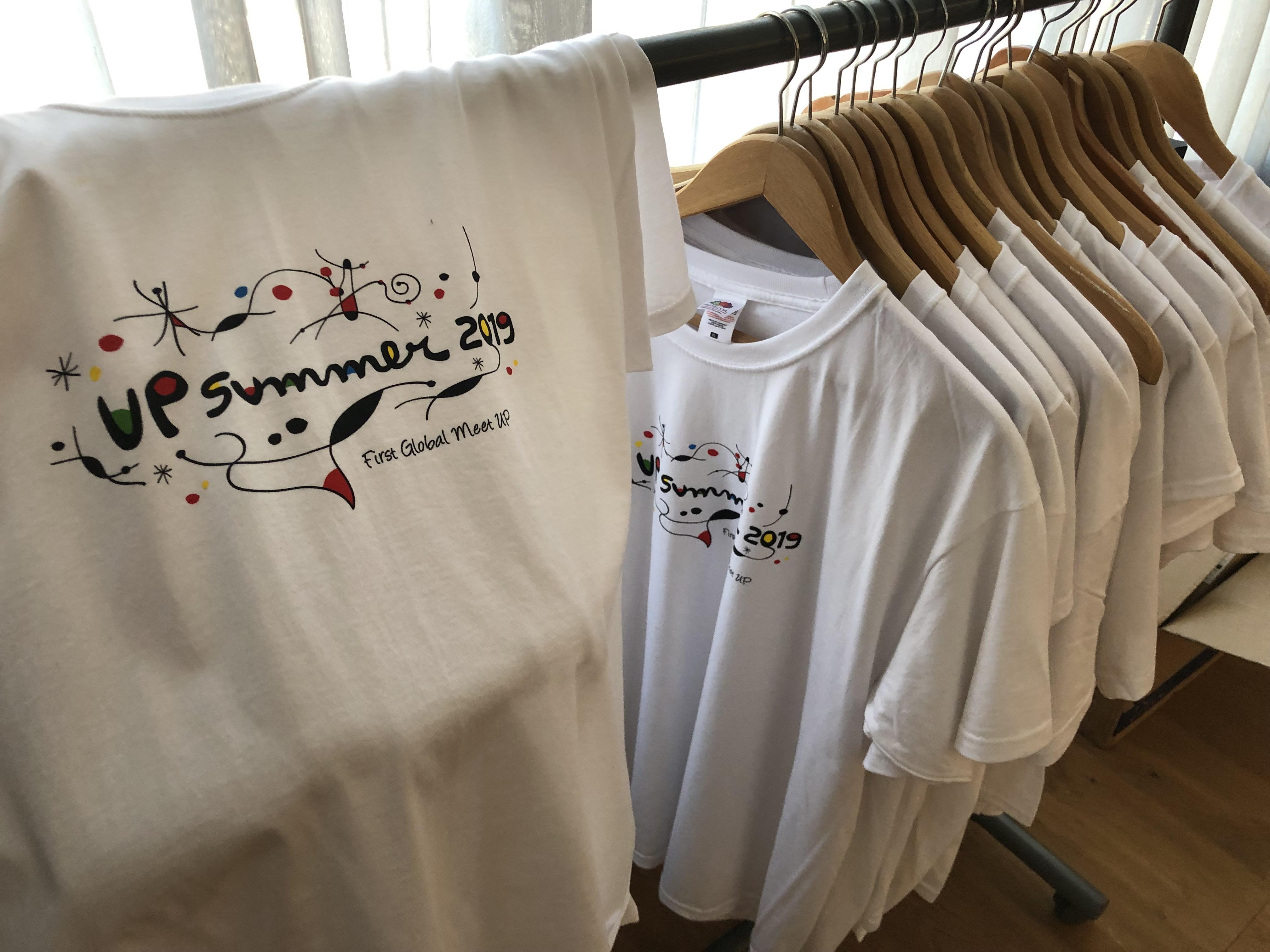 UP t shirts