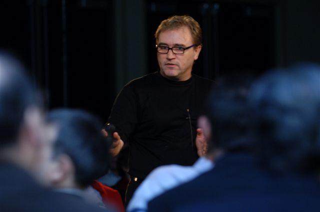 Julian Presenting at a workshop