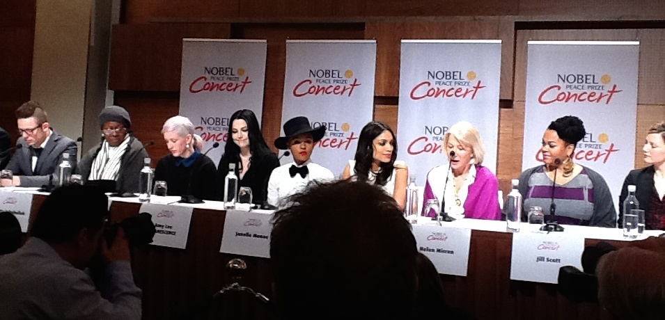 NobelPeacePrizeConcert-pressconf2011
