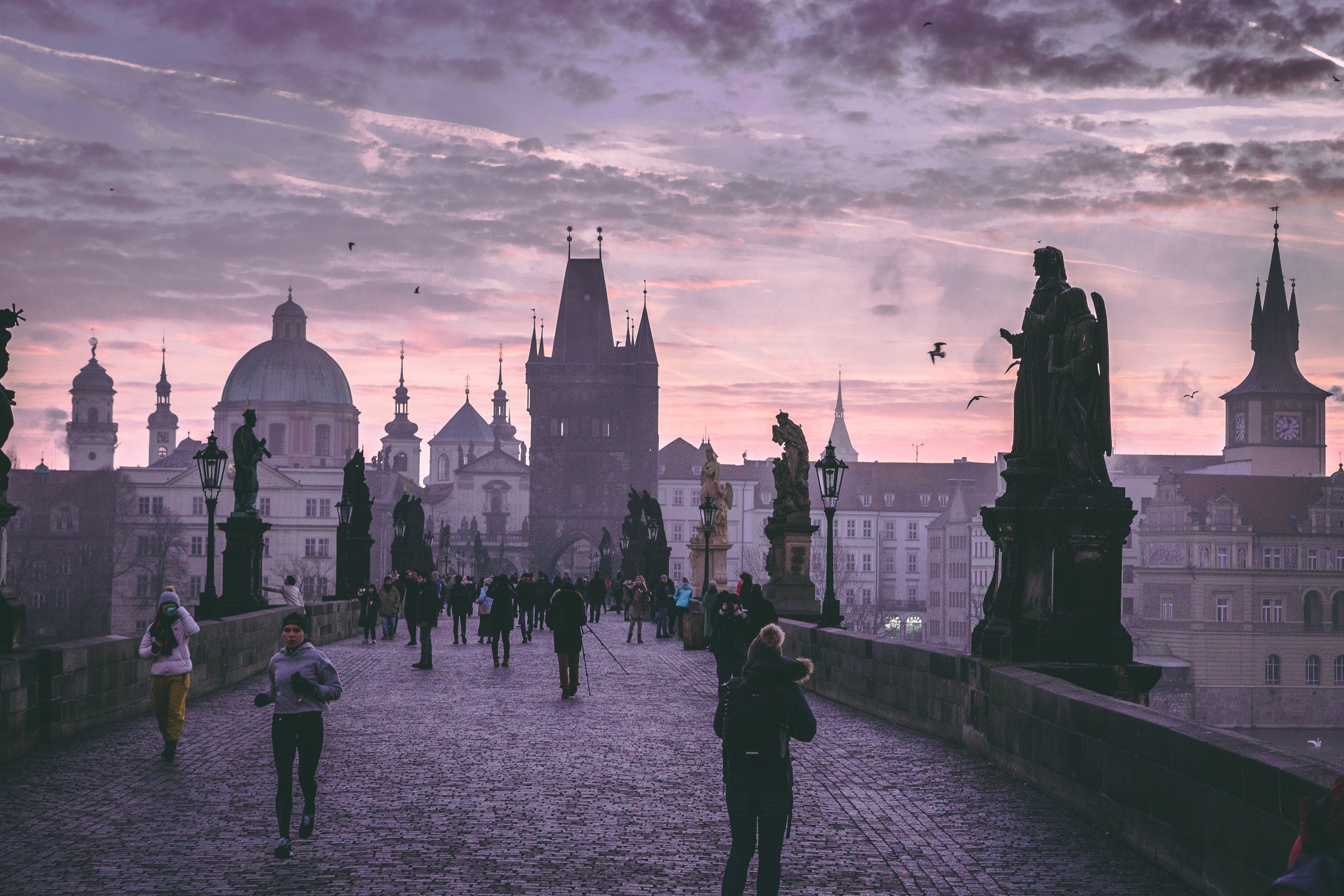 Prague for remote workers