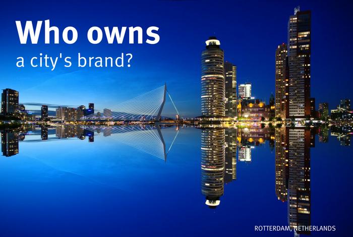 city brands - Rotterdam, Netherlands