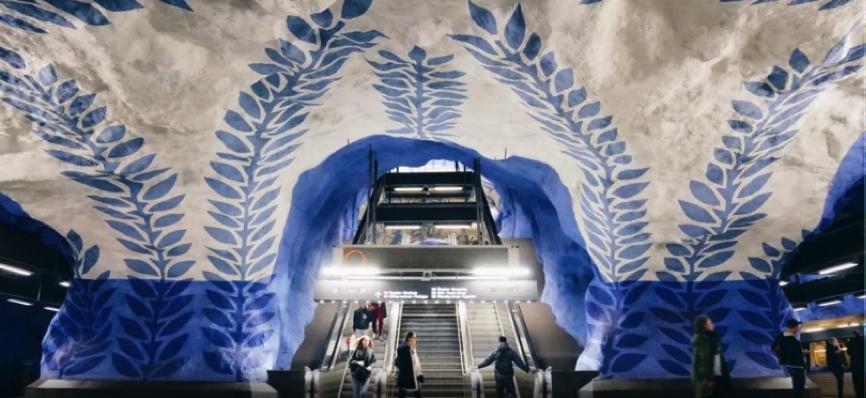 stockhholm tunnelbana 1