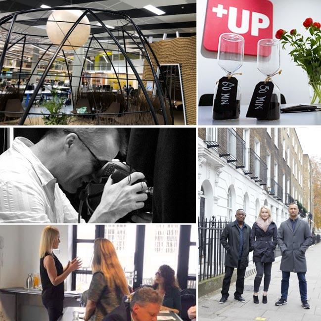 UP London UK Team Marketing Agency)