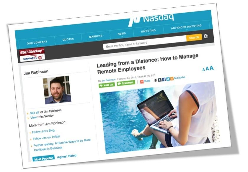 E-ployment featured on NASDAQ.com