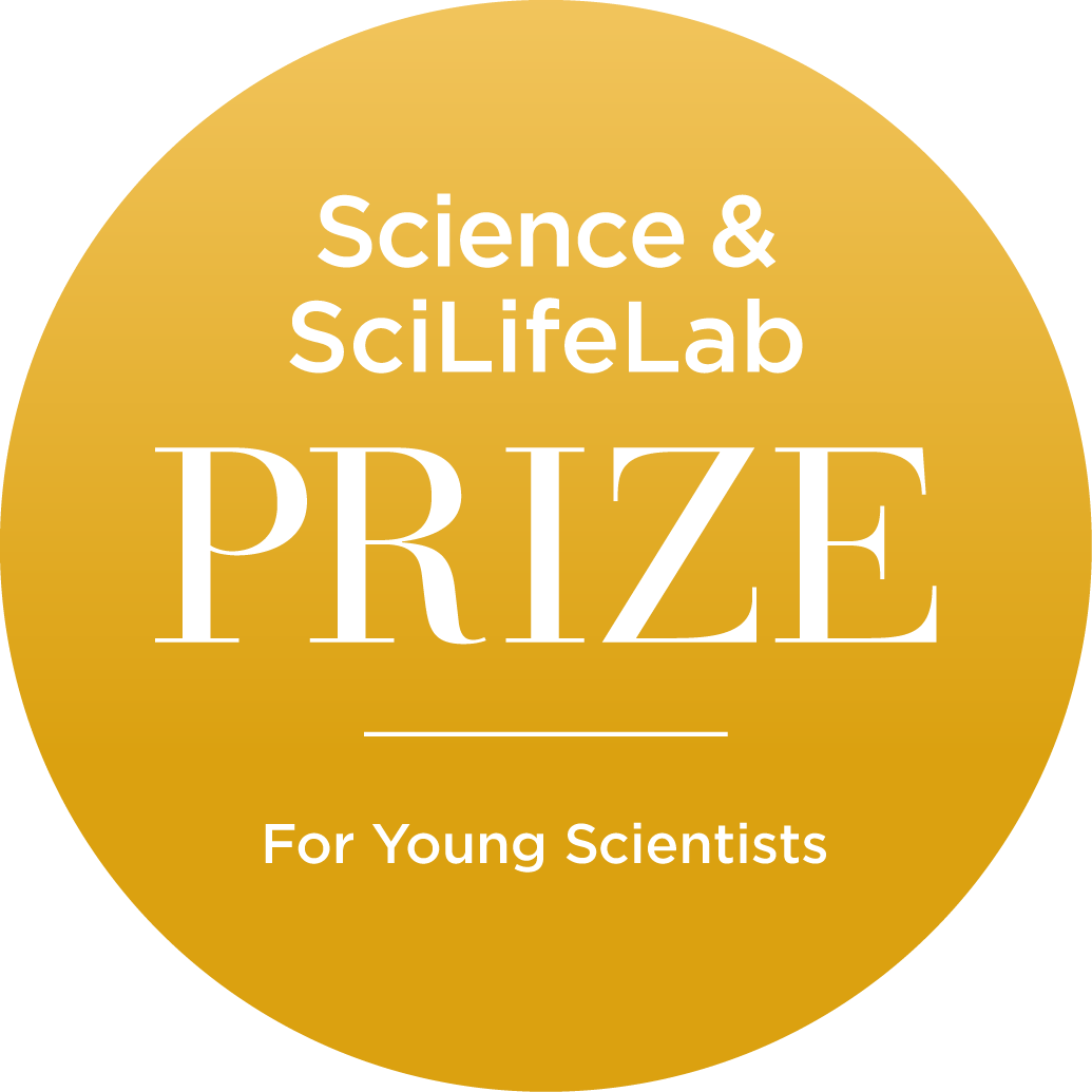 Science and SciLifeLab Prize for Young Scientists logo