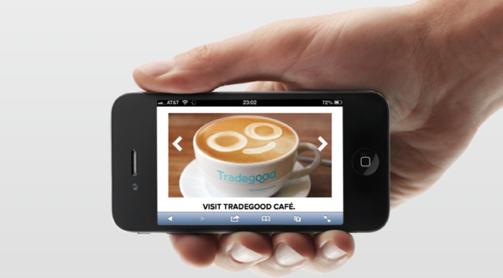 Tradegood_digital_presence