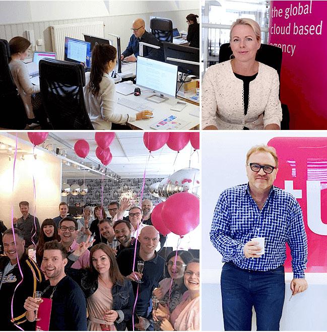 UP Stockholm Sweden Marketing Agency)