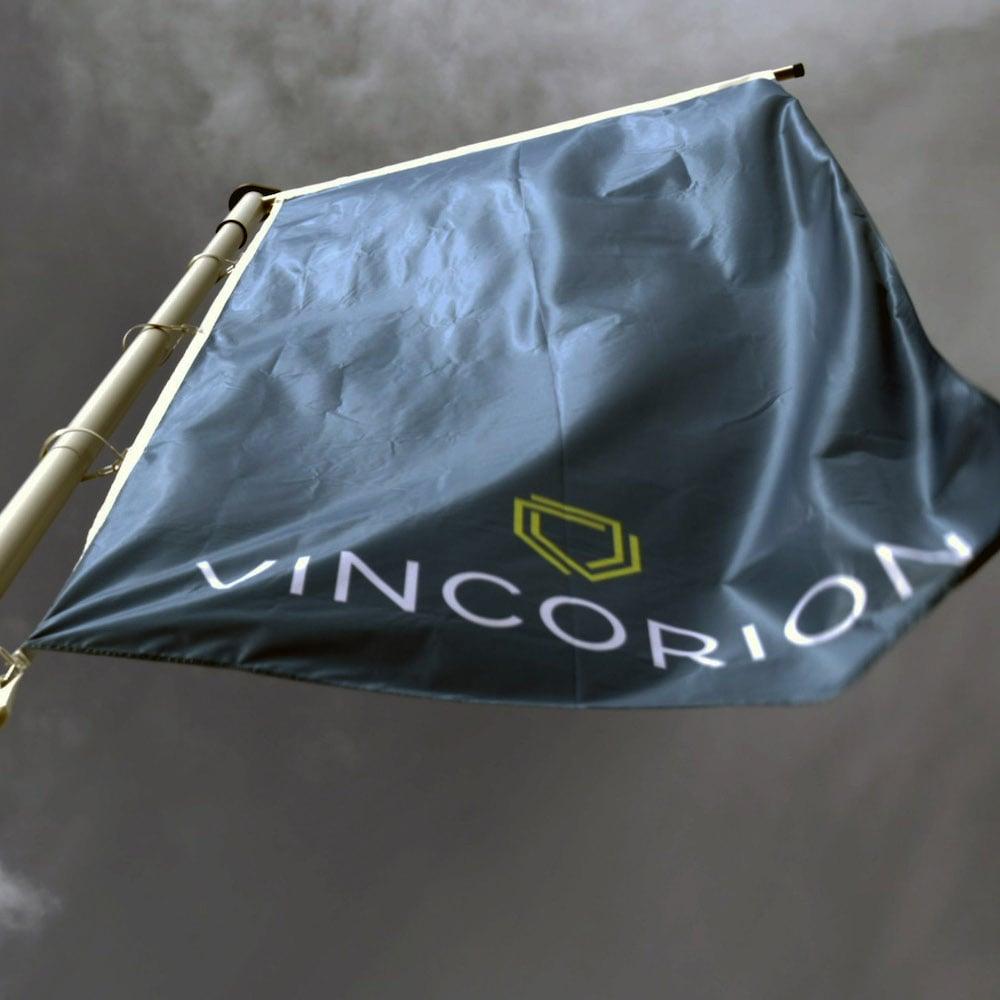 Brand development for Vincorion